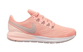 Nike AIR ZOOM STRUCTURE 22 CORAL MUJER AA1640 601