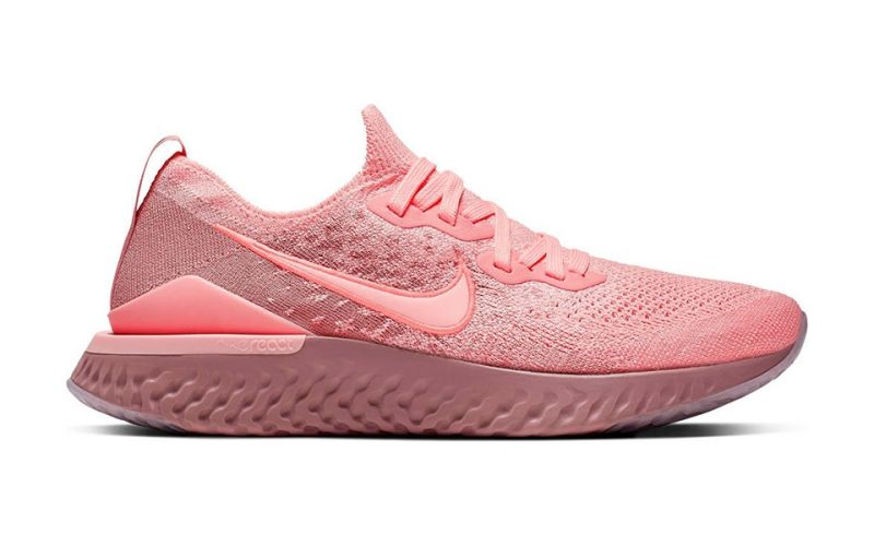 Epic React Flyknit 2 Rosa Mujer Bq8927 600