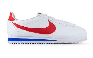 Nike CLASSIC CORTEZ BLANCO ROJO MUJER