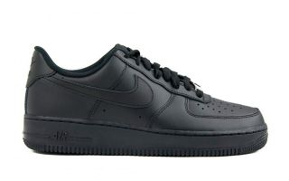 NIKE AIR FORCE 1 07 NEGRO 315122 001