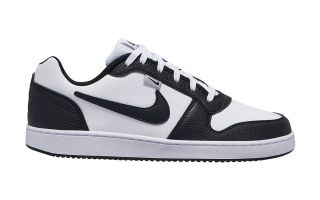 Nike EBERNON LOW PREM BLANCO NEGRO AQ1774 102