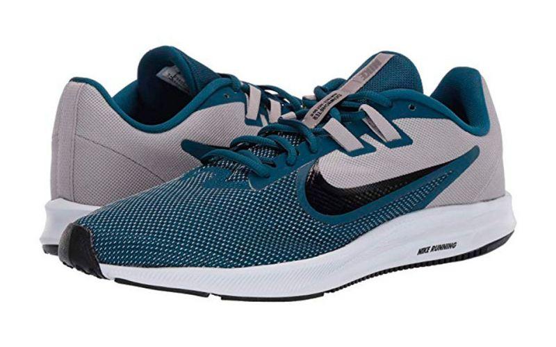 corriente Escritura Milagroso  Nike Downshifter 9 Gris Azul - Máxima calidad