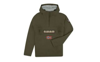 Napapijri JACKET RAINFOREST WINTER 1 MILITARY GREEN
