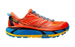Hoka MAFATE SPEED 2 ORANGE BLEUE 1012343NSOR