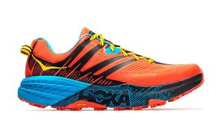 Hoka SPEEDGOAT 3 ORANGE BLEUE 1099733NSOR