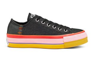 Converse CHUCK TAYLOR ALL STAR LIFT BLACK 564994C