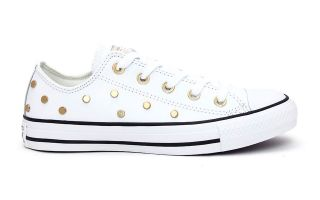 Converse CHUCK TAYLOR ALL STAR STUDS BLANCO MUJER 565850C