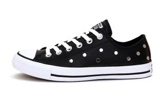 Converse CHUCK TAYLOR ALL ST STUDS LOW TOP NEGRO MUJER 565851C