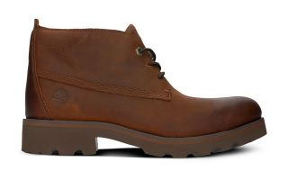 Timberland RAW TRIBE CHUKKA MARRONE