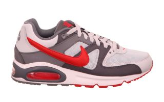 NIKE AIR MAX COMMAND GRIS ROJO 629993 049