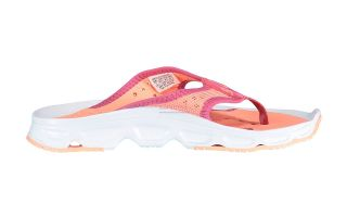 Salomon CHANCLAS RX BREAK 4.0 CORAL BLANCO MUJER