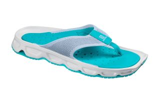 Salomon CHANCLAS RX BREAK 4.0 AZUL BLANCO MUJER