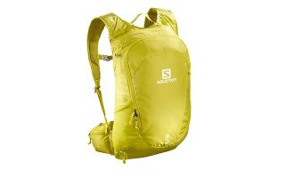 SALOMON MOCHILA TRAILBLAZER 20 AMARILLO