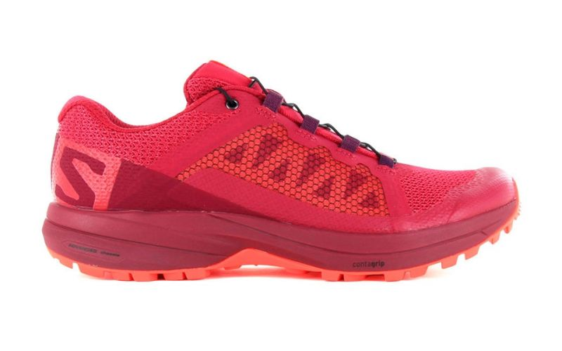 Xa Elevate Rojo Mujer L40670600