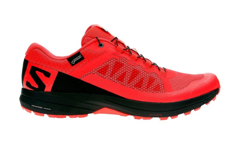 Xa Elevate Gtx Rojo Negro Mujer L40670800