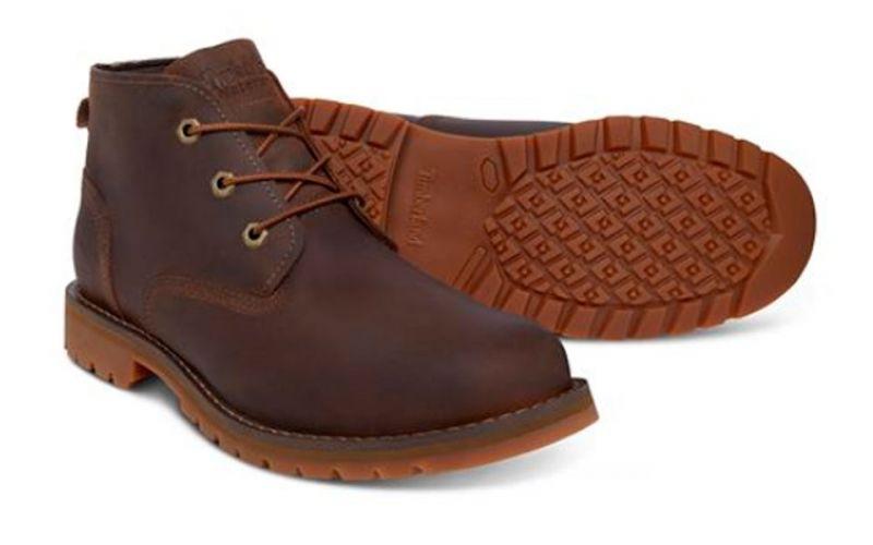 Timberland Larchmont Chukka brun – Bottes durables