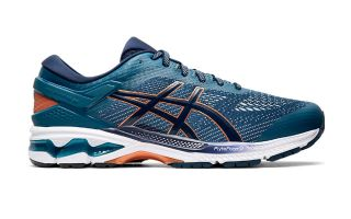 Asics GEL KAYANO 26 BLUE ORANGE