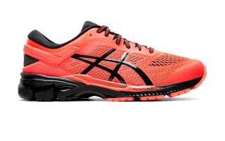 Asics GEL-KAYANO 26 ROUGE NOIR 1011A541-700