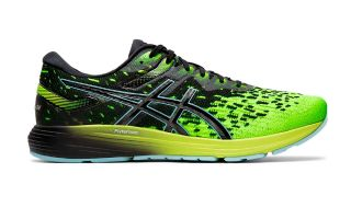 Asics DYNAFLYTE 4 BLACK GREEN