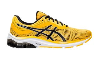 ASICS GEL PULSE 11 AMARILLO NEGRO 1011A550-750