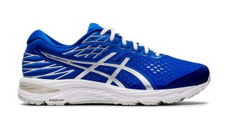 Asics GEL-CUMULUS 21 BLUE WHITE