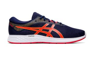 Asics PATRIOT 11 BLUE RED