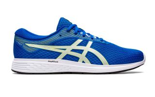 Asics PATRIOT 11 BLUE WHITE