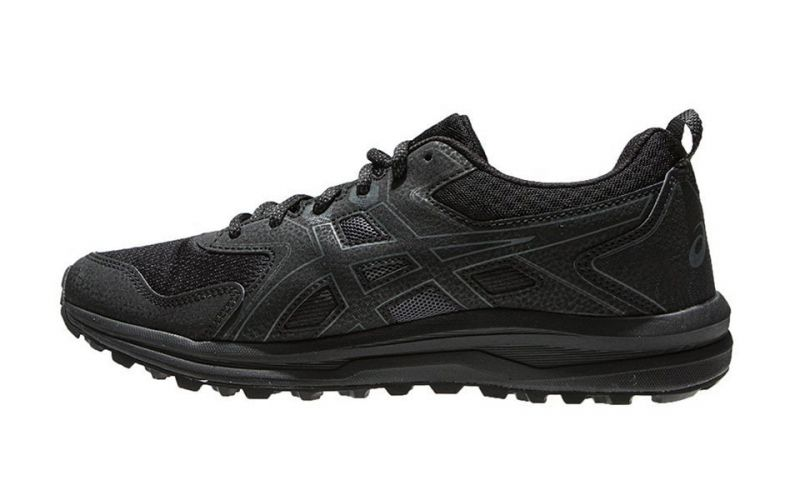 Asics Trail Scout Negro - Trail running