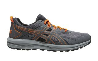ASICS TRAIL SCOUT GREY ORANGE