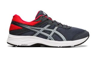 Asics GEL CONTEND 6 GREY RED