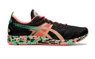 Asics GEL-NOOSA TRI 12 BLACK GREEN