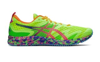 Asics GEL NOOSA TRI 12 YELLOW PINK
