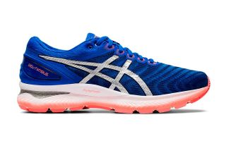 Asics GEL-NIMBUS 22 AZUL ROYAL 1011A680-403