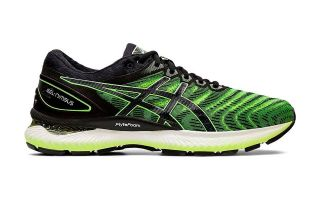 Asics GEL-NIMBUS 22 BLACK GREEN