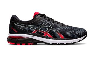 Asics GT-2000 8 BLACK RED