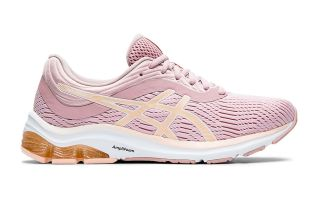 Asics GEL PULSE 11 ROSA WEISS DAMEN  1012A467-701