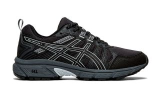 Asics GEL-VENTURE 7 BLACK GREY WOMAN