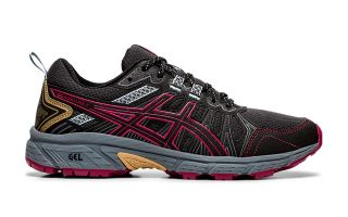 Asics GEL VENTURE 7 GREY PINK WOMAN