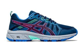 Asics GEL-VENTURE 7 BLUE PINK WOMAN
