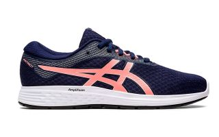 ASICS PATRIOT 11 AZUL CORAL MUJER 1012A484-400