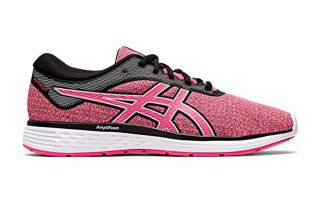 Asics PATRIOT 11 TWIST ROSA GRIS MUJER 1012A518-001