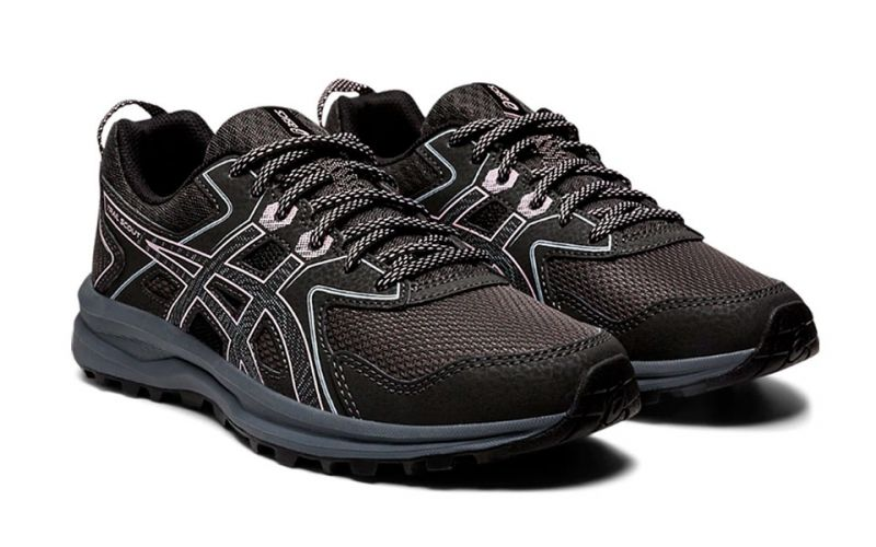 Asics Trail Scout Negro Mujer - Alta calidad