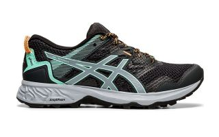 Asics GEL-SONOMA 5 BLACK GREY WOMAN