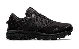 <center><b>Asics</b><br > <em>FUJITRABUCO GEL 8 GTX BLACK WOMAN</em>