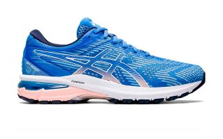 Asics GT-2000 8 BLUE WHITE WOMAN