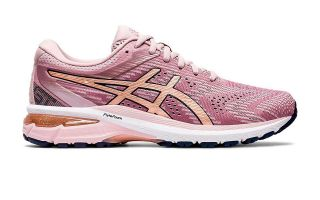 ASICS GT 2000 8 ROSA GOLD MUJER 1012A591-701
