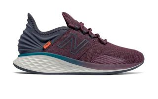 NEW BALANCE FRESH FOAM ROAV PURPURA MUJER WROAVPP