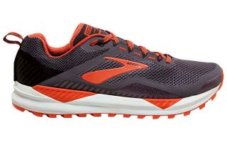 Brooks CASCADIA 14 GRIS ORANGE 1103101D014