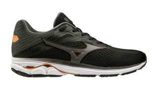 Mizuno WAVE RIDER 23 BLACK GREY