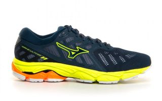 Mizuno WAVE ULTIMA 11 AZUL AMARILLO J1GC1909 11